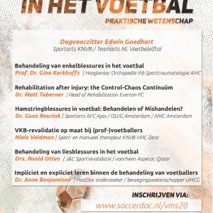 Voetbalmedisch Symposium 2020 programma